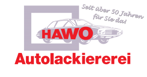 Logo HAWO groß mit br Rand r+l 50 J png (2) grau